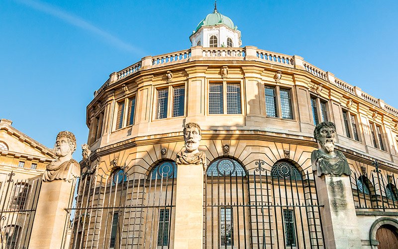 Sheldonian Theatre tour